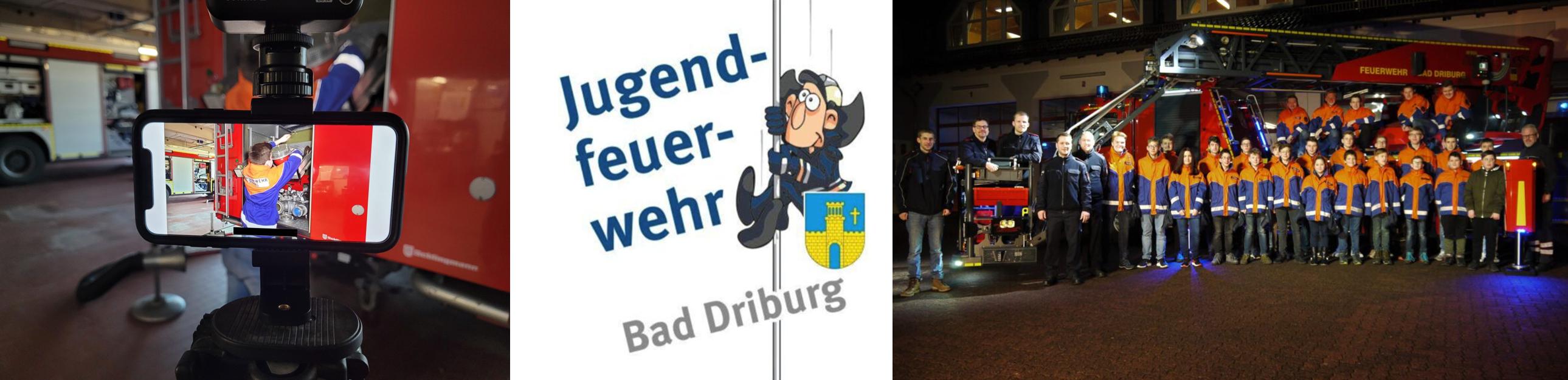 Jugendfeuerwehr Bad Driburg
